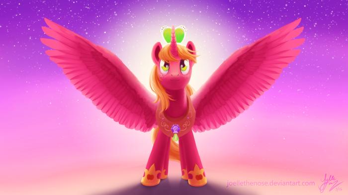 Принцесса, которую Эквестрия заслуживает My Little Pony, Big Macintosh, Princess Big Mac, JoelletheNose