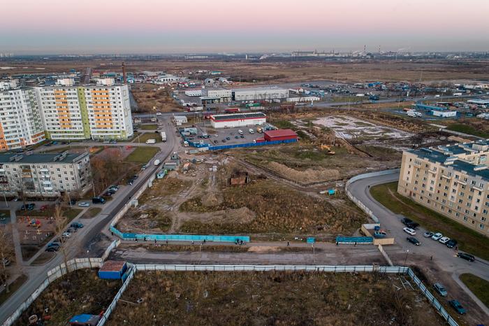 Новый прикол нашего городка Санкт-Петербург, Маразм, Российские дороги, Длиннопост