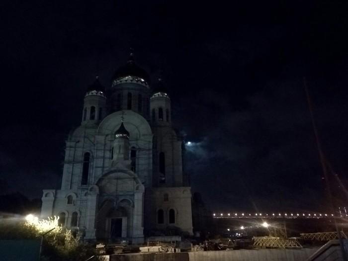 Владивостокская церковь Владивосток, Фотография, Церковь
