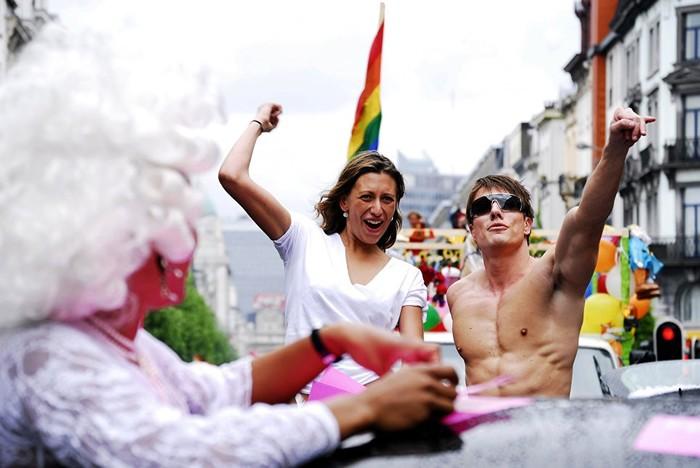 Кто там пел, что задний привод имеет место быть и бороться за свои права? Гомосексуализм, Гомофобия, Длиннопост