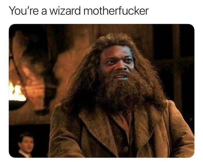 Если бы Поттера снимал Тарантино