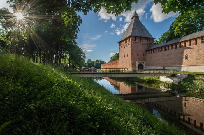 Смоленская крепость Фотография, Природа, Красота, Смоленск, Стена