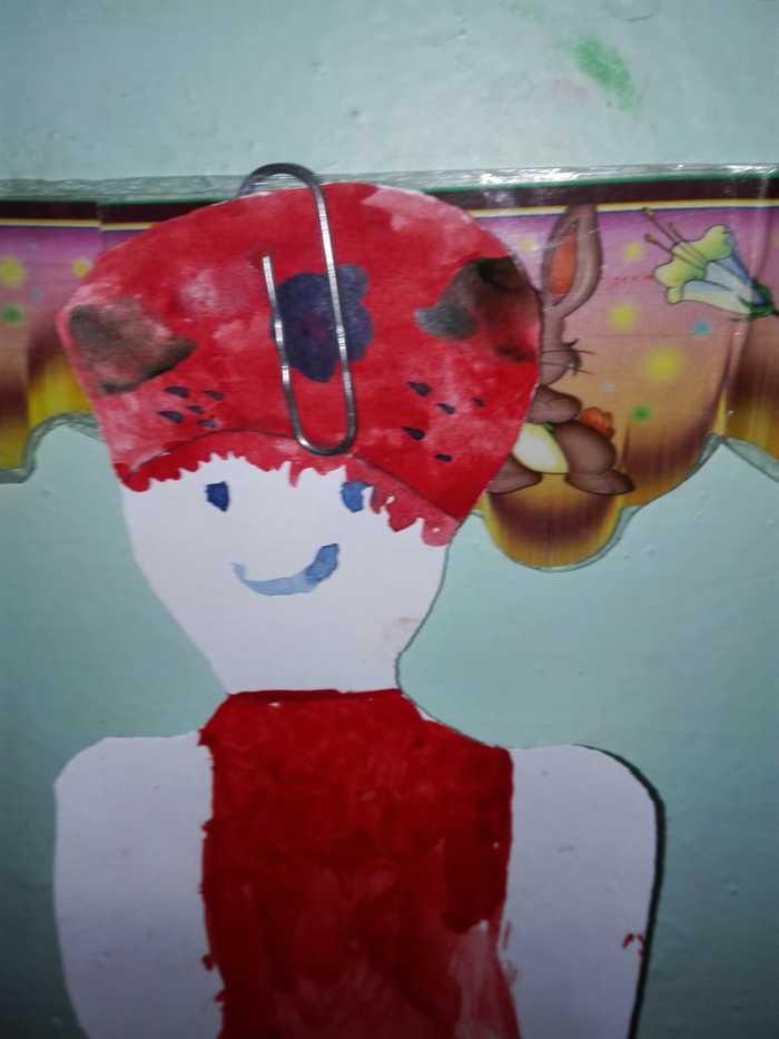 Рабочая неделя (триптих) Творчество детское, Рабочая неделя, Хоррор, Длиннопост