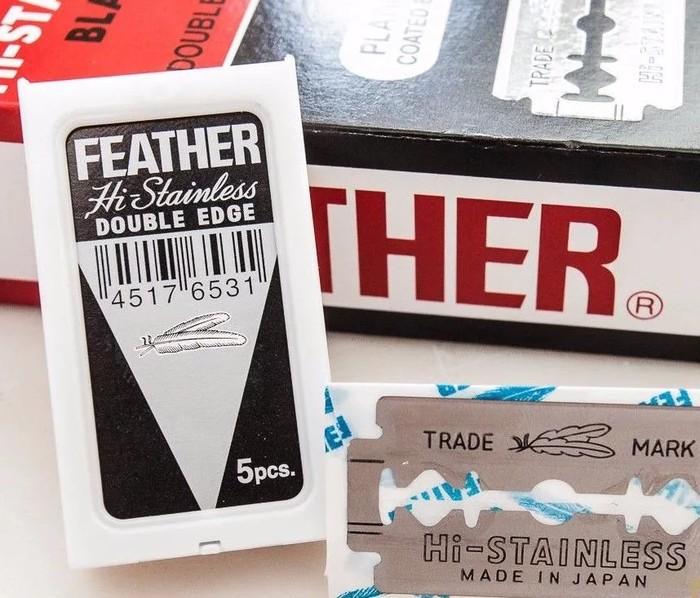 Лезвия Feather. Правка результатов испытания Бритье, Лезвие, Испытание, Тест, Исправление