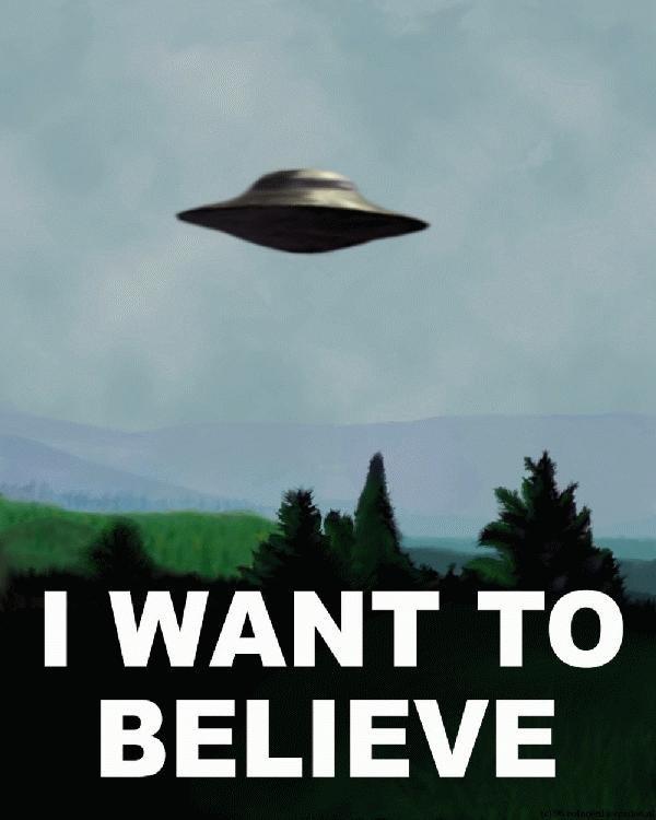 I want to belive Космос, Марс, Внеземная жизнь, Теория