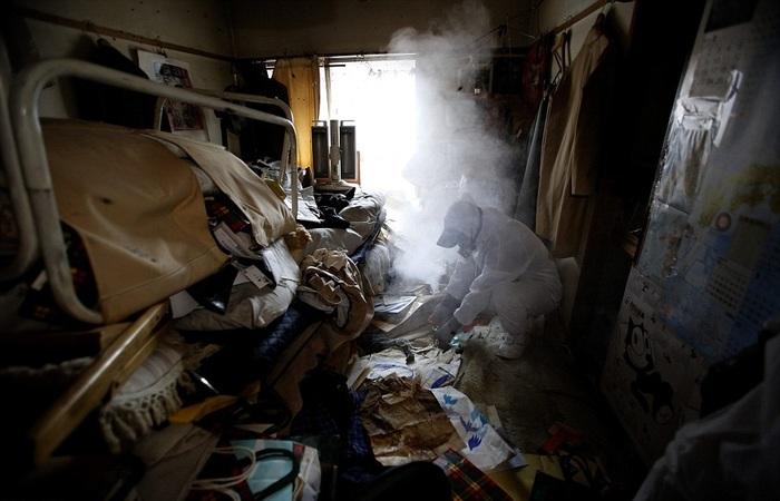 Кодокуси или как в Японии работает служба по уборке жилищ покойников. Смерть, Япония, Уборка, Кодокуси, Длиннопост