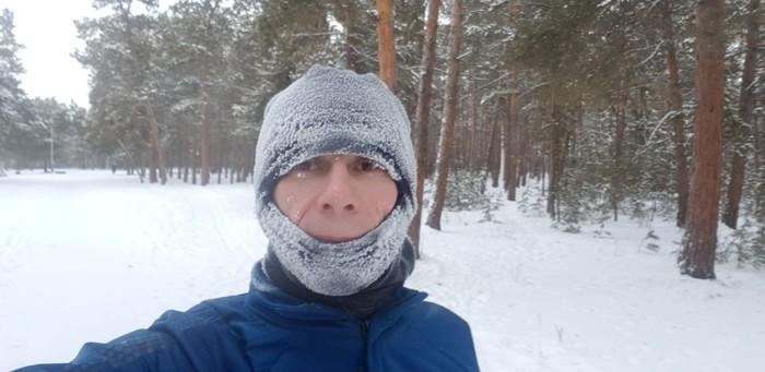 Бегуны не боятся холода Parkrun, Якутия, Зима, Бегун, Нюрба, Холод