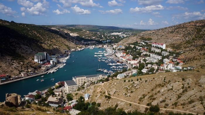Балаклава Балаклава, Крым, Красота, Ах как хочется вернуться, Длиннопост