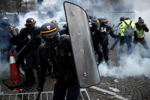 Протесты во Франции. Пожелаем удачи французам удачи! Франция, Протест, Длиннопост, Бензин, Париж, Политика