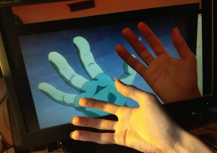 4 пальца