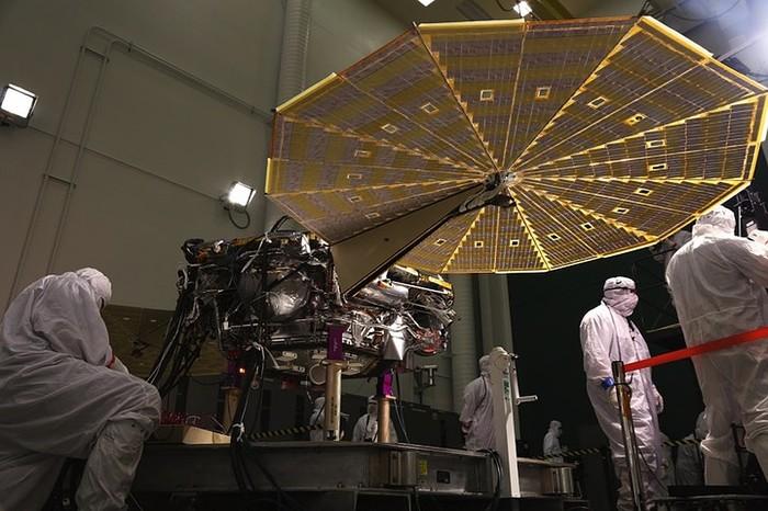 Прямая трансляция посадки «Инсайт» на Марс Insight, Марс, NASA, Видео, Длиннопост, Mars insight