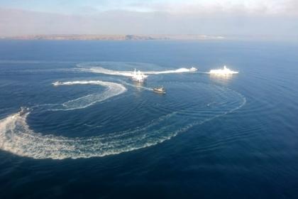 ФСБ подтвердила обстрел и захват трех украинских кораблей Новости, ФСБ, Корабль, Керченский пролив, Украина, Политика, Крым наш, Украинцы