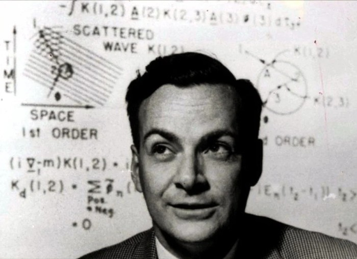 Расшифровать алфавит Майя, создать квантовую теорию поля и сыграть на Бонго. А вам слабо?Ричард Фейнман. Физика, Ричард Фейнман, Ученые, Yes Future, Квантовая физика, Известные личности, Длиннопост