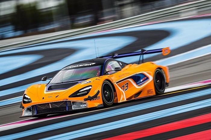 Новый McLaren 720S GT3 дебютирует в гонках в декабре. Фото. McLaren, Mclaren 720s, Авто, Интересное, Автоспорт, Гонки, Длиннопост