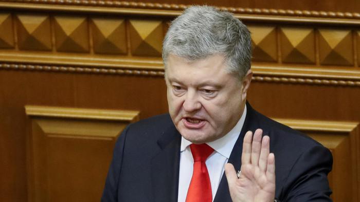 Порошенко заявил, что запрашивал разговор с Путиным Порошенко, Политика