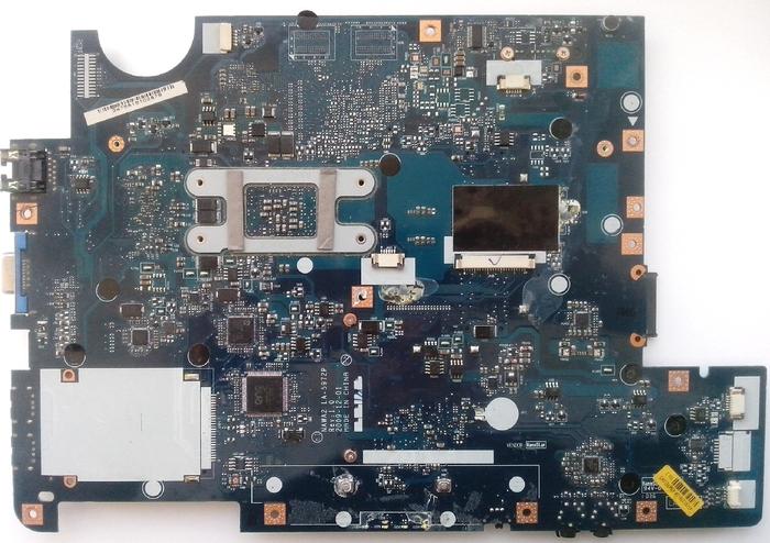Оттенок синего. Lenovo G555 - возвращение. Ремонт ноутбуков, Краснодар, Знаменский, Lenovo, Длиннопост