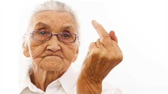 Солидарность:) Бабка, Обида, Солидарность