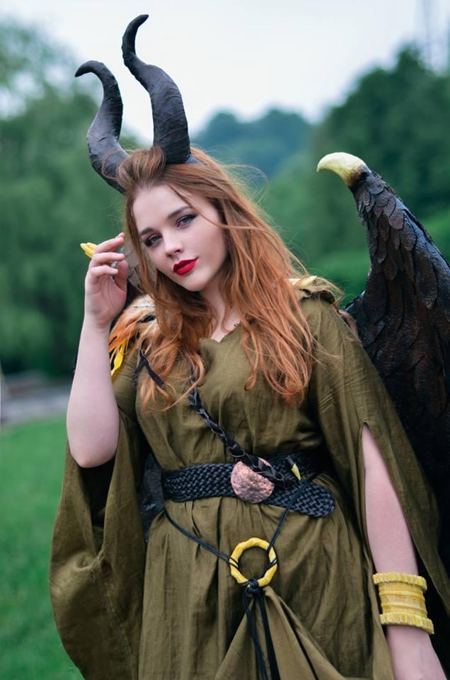 Maleficent Cosplay Косплей, Малефисента, Аникон, Вигейм, Comic-Con, Длиннопост