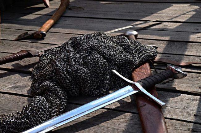 Сколько весило средневековое оружие? Оружие, Холодное оружие, Меч, Вес оружия, История, Средневековье