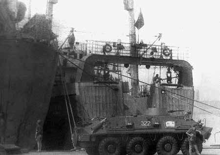 Советские морские пехотинцы в Анголе.Ч.2. СССР, Ангола, Морская пехота, Военные мемуары, Длиннопост
