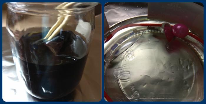Эксперименты. Перхлорэтилен Эксперимент, Химия, Химчистка, Длиннопост, Фото на тапок