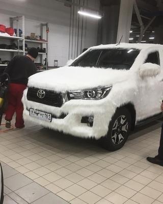 Ростовская машина к зиме готова