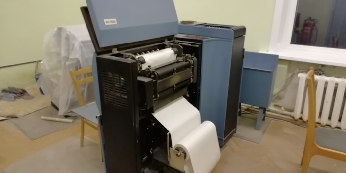 Старая техника Техника, Компьютер, Принтер, Прошлый век, Видео, Длиннопост