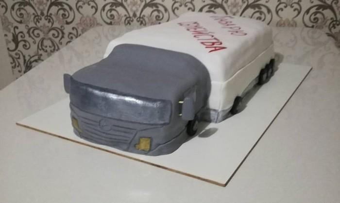 """Торт """"фура"""" Торт, Ожидание и реальность, Длиннопост"""