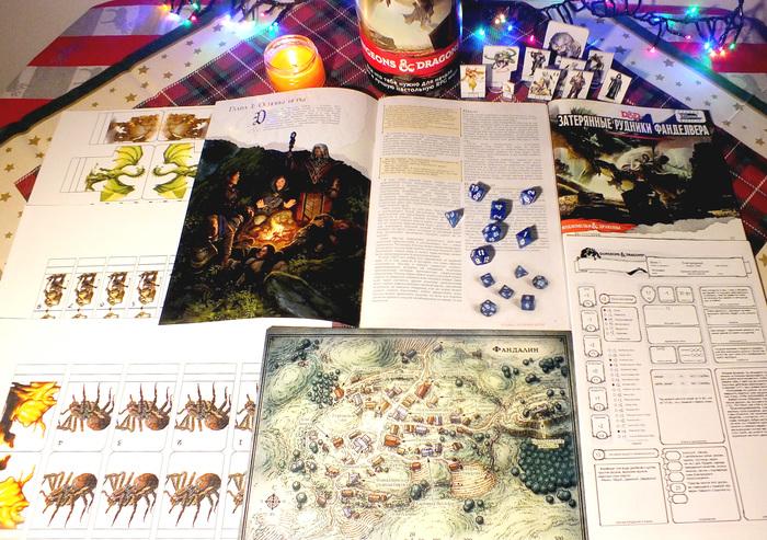 Dungeons & Dragons: СТАРТОВЫЙ НАБОР Пнп, Перевод, Своими руками, Подарок, Настольные игры, Dungeons & Dragons, Dnd 5, Настольные ролевые игры, Длиннопост