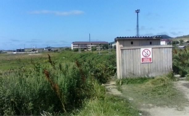 Brownstory 50 оттенков коричневого, Общественный туалет, Длиннопост