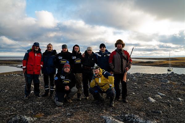 Фильм об экспедиции RI0B «Легенды Арктики» 2018 Радиолюбители, Хобби, Радио, Видео, Длиннопост