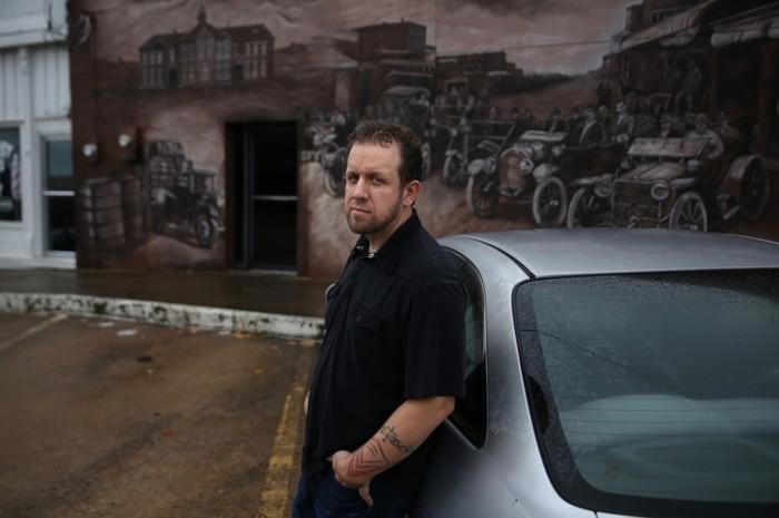Американец Клей Тьюми больше года грабил банки. Ограбление, Деньги, Банк, Криминал, Длиннопост, Текст