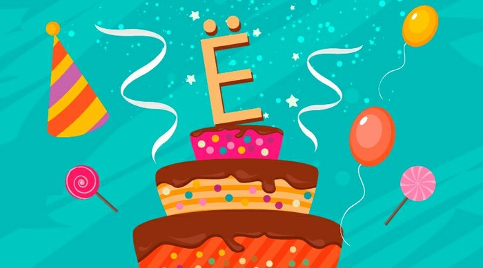 Поздравим Ё с днём рождения!!! Буква ё, День рождения, С праздником