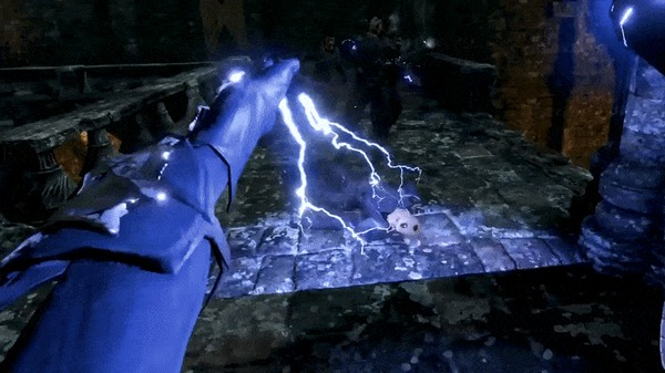 «Blade & Sorcery» VR отправляется в ранний доступ в декабре Blade and Sorcery, VR game, Кровь, Реализм, Боевая система, Жестокость, Магия, Видео, Гифка, Длиннопост