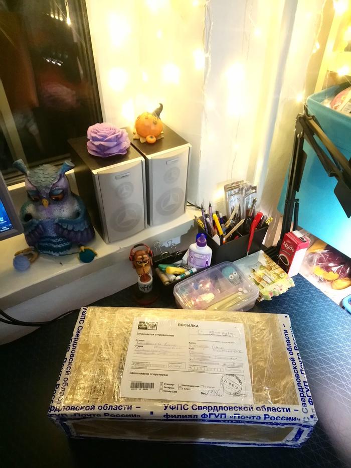Подарки для хорошей девочки :) [АДМ] Отчет по обмену подарками, Обмен подарками, Новогодний обмен подарками, Тайный Санта, Длиннопост