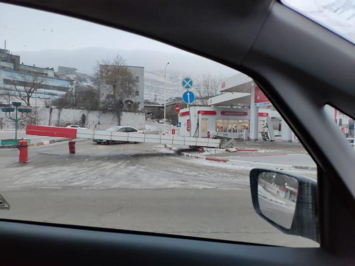 В Новороссийске упали цены на бензин