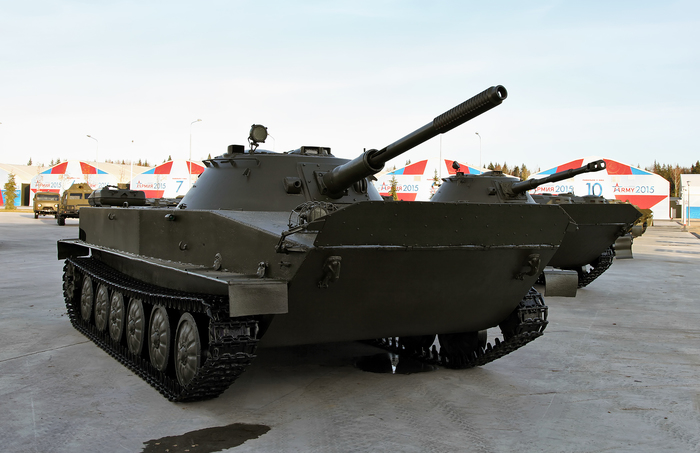 Истории из войн: Танк-призрак Пт-76 Танк-призрак, Казус, Танки