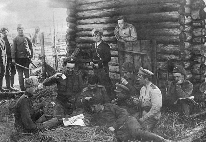 Пять причин поражения белых в Гражданской войне. Гражданская война в России, История, Белое движение, Длиннопост