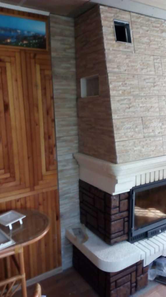 Строим современный камин в старом доме. Камин, Своими руками, Ремонт, Печи-Камины, Реконструкция, Рукодельники, Длиннопост