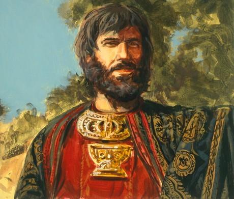 Давид и Ko. Часть 1: Руфь Библия, История, Давид, Руфь, Длиннопост