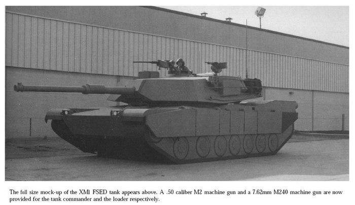История разработки M1 Abrams. Часть 3 Cat_Cat, Длиннопост, История, Лига историков, Холодная война, США, Танки, Заклепки