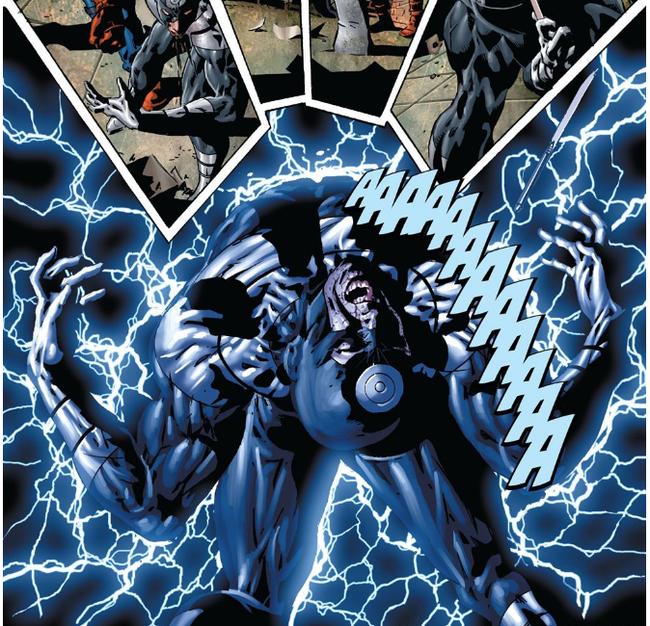 Суперзлодейские способности: Меченый Супергерои, Суперзлодеи, Marvel, Сорвиголова, Меченый, Комиксы-Канон, Длиннопост