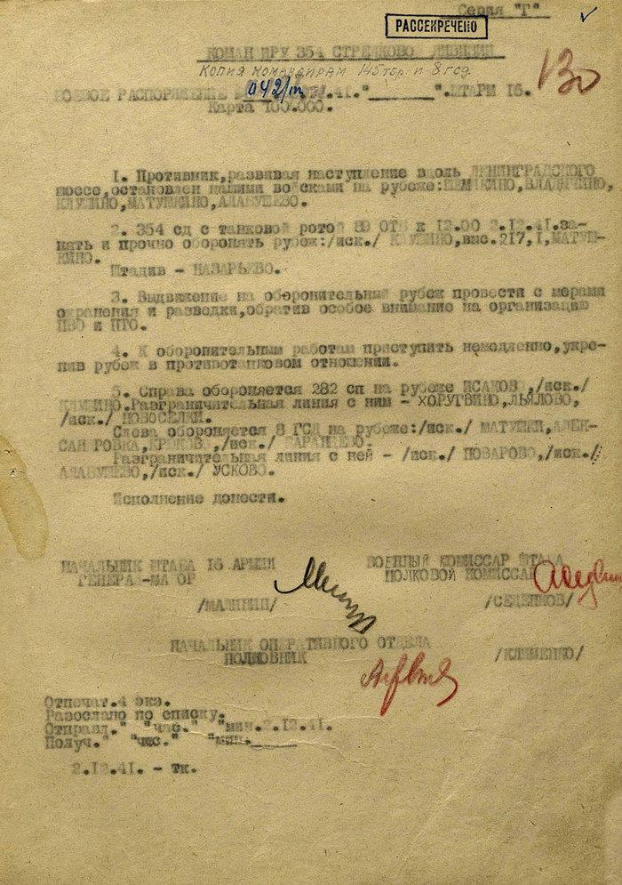 Минобороны рассекретило документы о битве под Москвой в 1941 году Минобороны, Неизвестный солдат, Великая Отечественная война, 1941, Длиннопост
