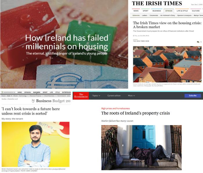 Про аренду жилья в Дублине—часть 4, кризис жилья и народные протесты Дублин, Ирландия, Жилищный кризис, Протест, Аренда жилья, Видео, Длиннопост