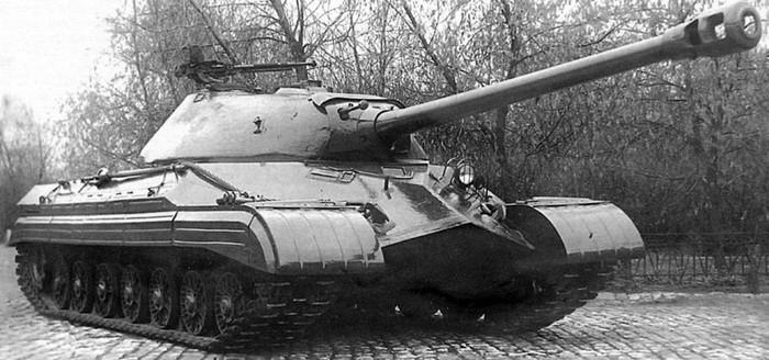 65 лет назад был принят на вооружение последний тяжёлый танк ИС-8 СССР Танки, СССР, История