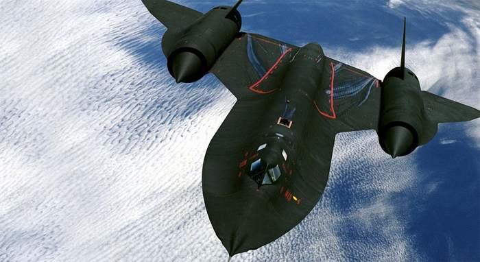 В советском прицеле — «Чёрный дрозд»: как сбить американский самолёт SR-71? Длиннопост, Оружие, Самолет, США, СССР