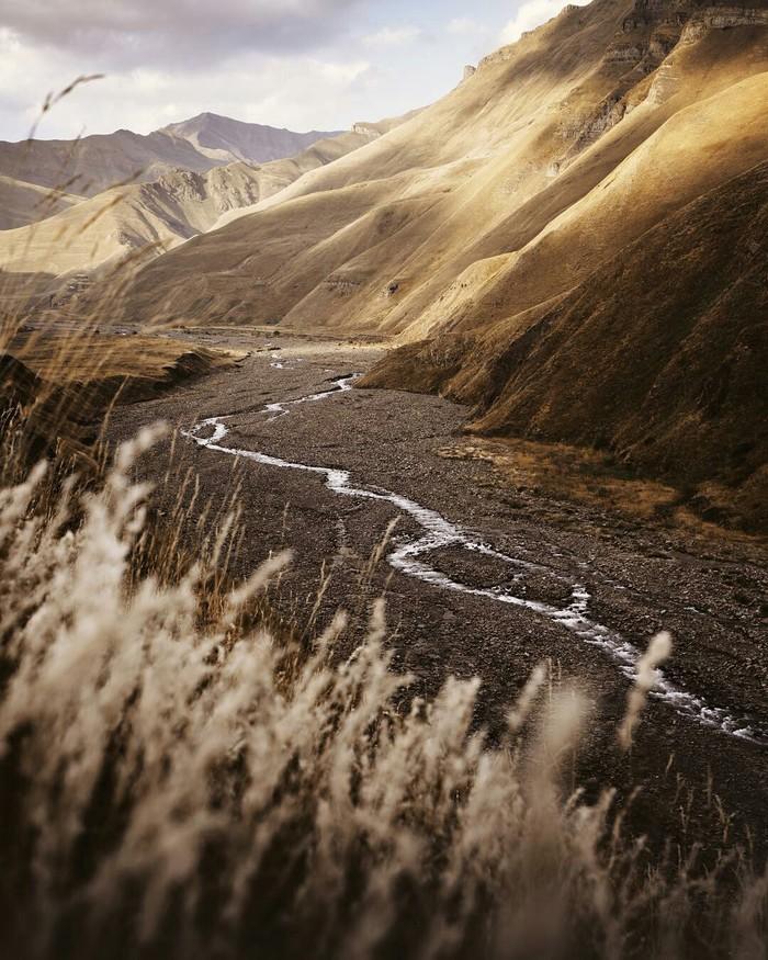 Долина Шиназ, республика Дагестан