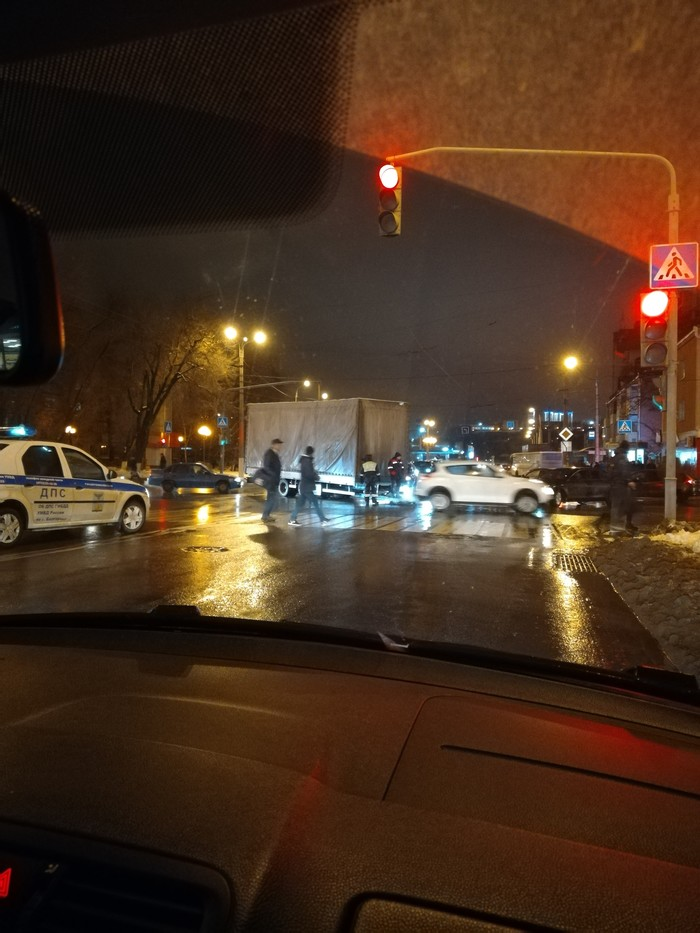 Найден потеряшка г. Белгород Перекресток, Шутка, Прицеп, ДПС