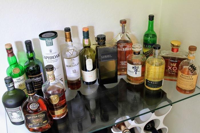 Моя алко-полочка Скотч, Виски, Коньяк, Арманьяк, Ром, Бурбон, Длиннопост