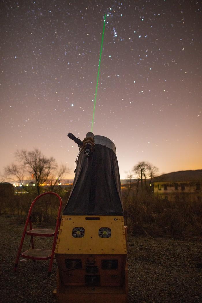 Наблюдения в п. Оленевод Галактика, Комета, Телескоп, Космос, Астрофото, Canon, Длиннопост